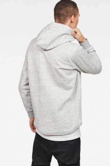 Mikina - G-STAR Calow raglan hooded sw l/s