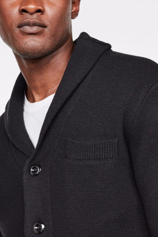 Sveter - G-STAR RC Lokora cardigan knit l/s