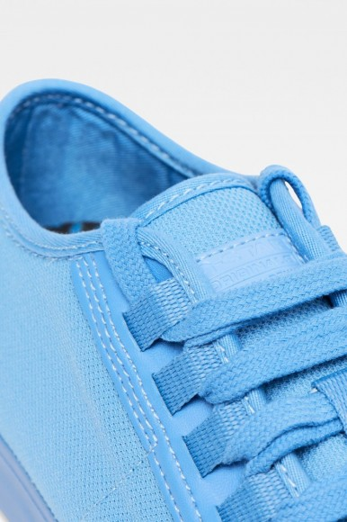 Tenisky - G-STAR Scuba II low Sneaker modré