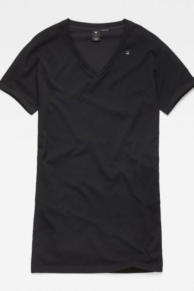 Šaty - G-STAR Joosa dress v wmn s/s čierne