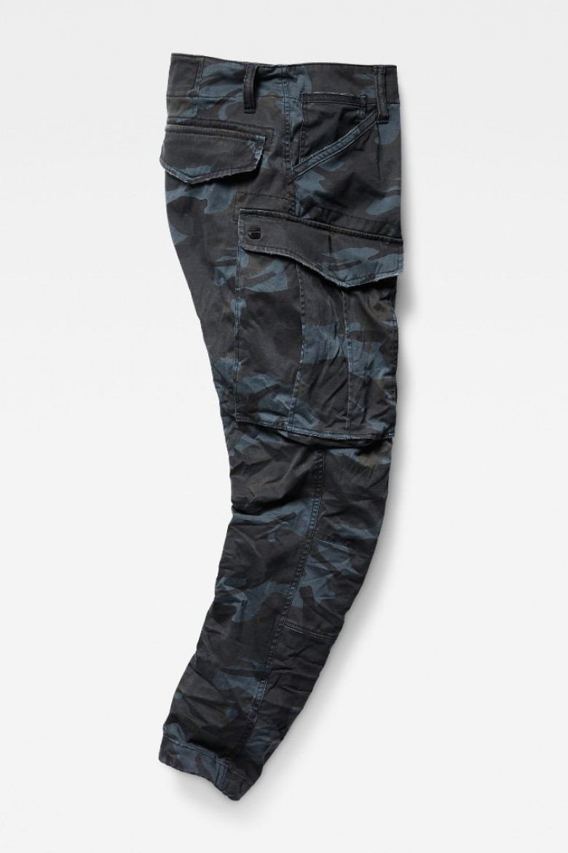 Nohavice - G-STAR Rovic 3d tapered rôznofarebné
