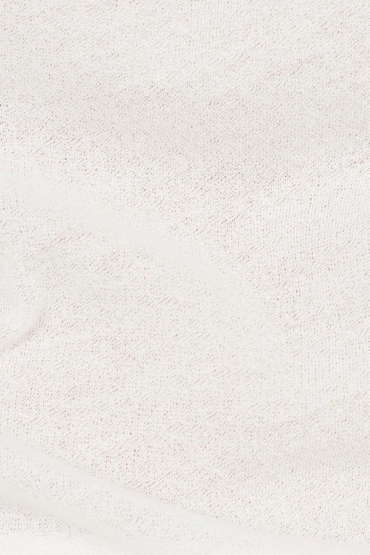 Top - G-STAR Deline slim funnel t wmn s/less biely