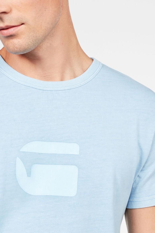 Tričko - G-STAR Dedda regular r t s/s modré
