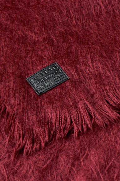 Šál - G-STAR Yiasa scarf wmn bordový