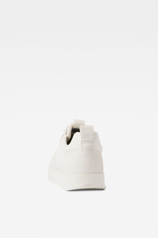 Topánky - Recam core biela