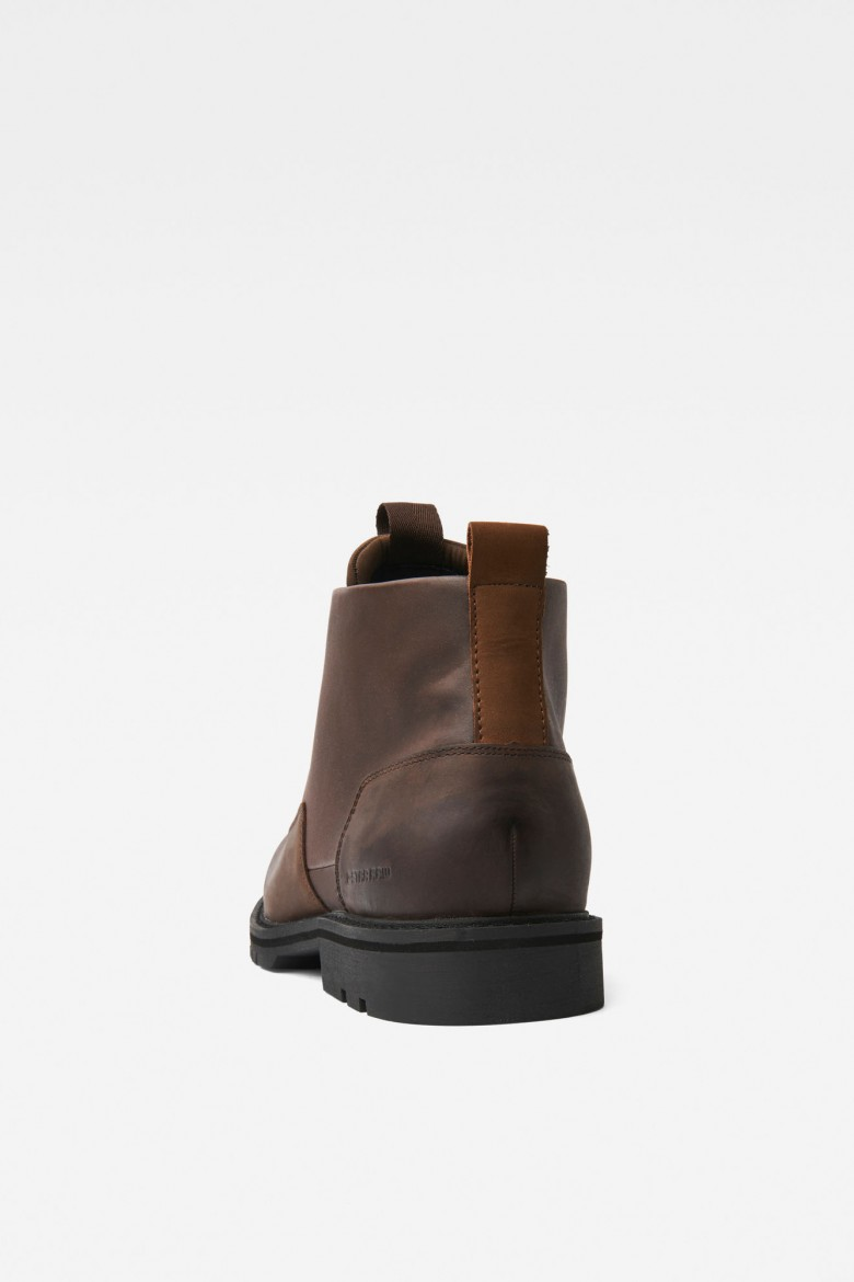 225f81677f Topánky - G-STAR Core Derby Boot II hnedé
