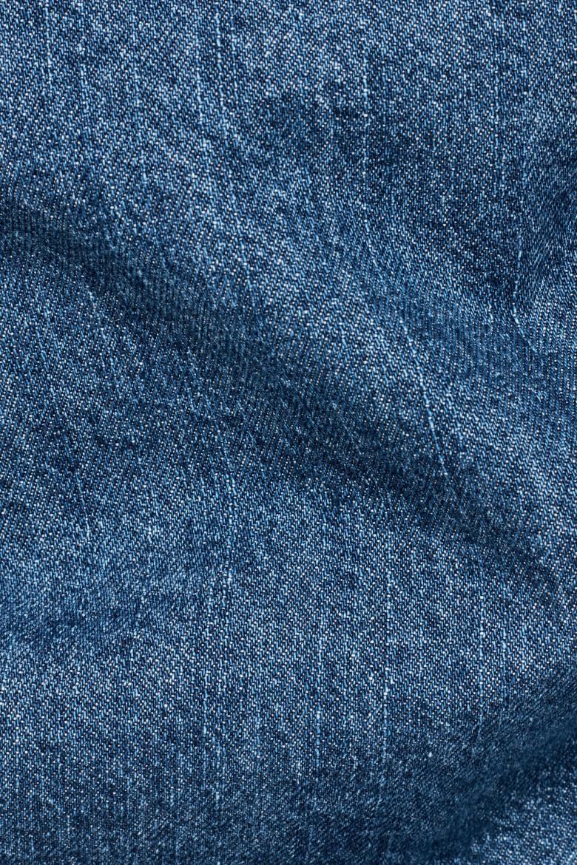 Bunda - G-STAR 3301 slim sherpa jkt modrá