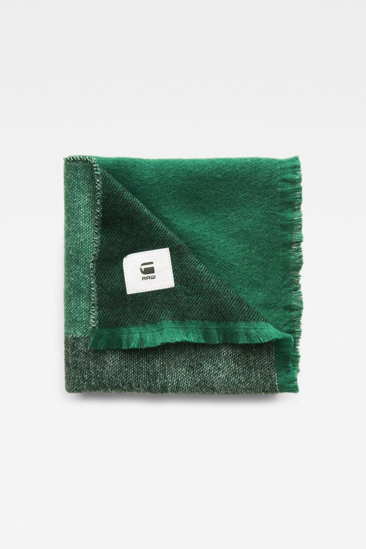 Šál - G-STAR Dorala artwork scarf wmn zelený