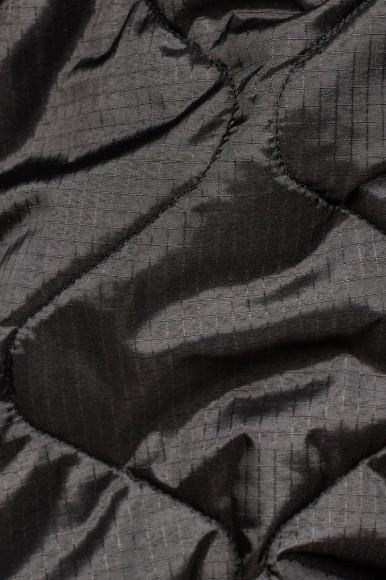 Bunda - G-STAR Edla ts liner overshirt čierna