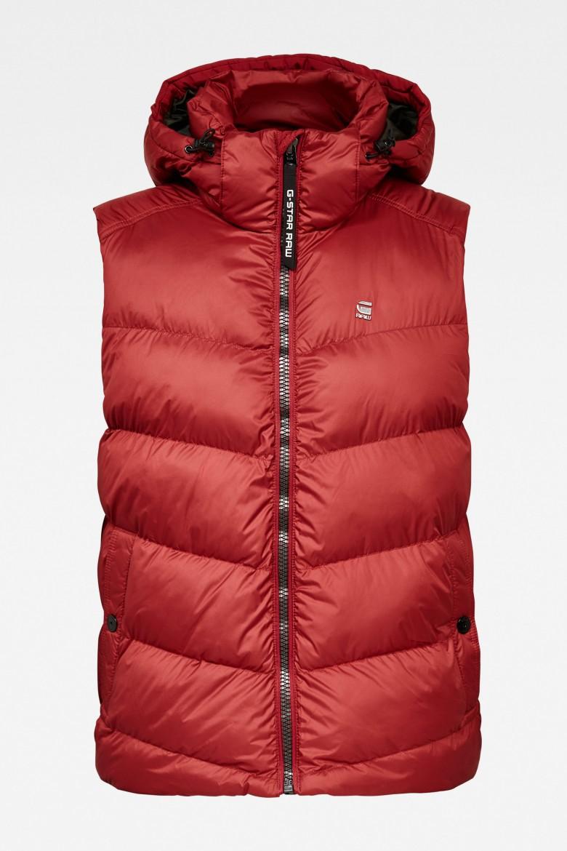 Vesta - Whistler hdd vest červená