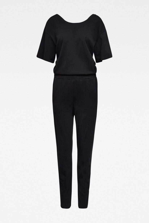 Overal - Bohdana suit wmn 1\2 slv čierny