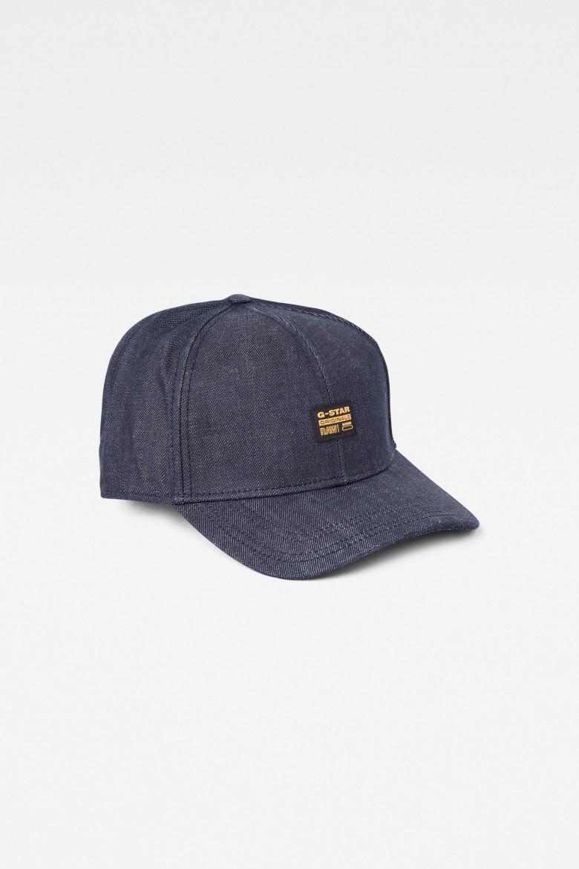 Šiltovka - Original denim baseball cap modrá