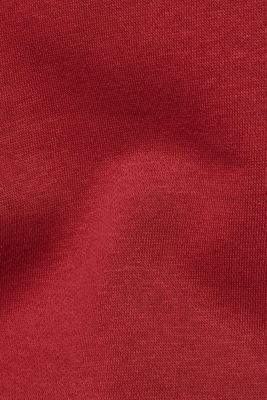 Mikina - Round originals hdd sw l\s červená