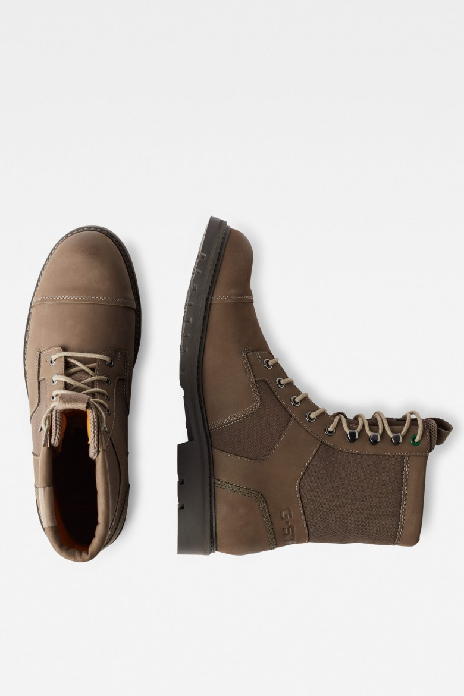 Čižmy - Tendric Boot zelené