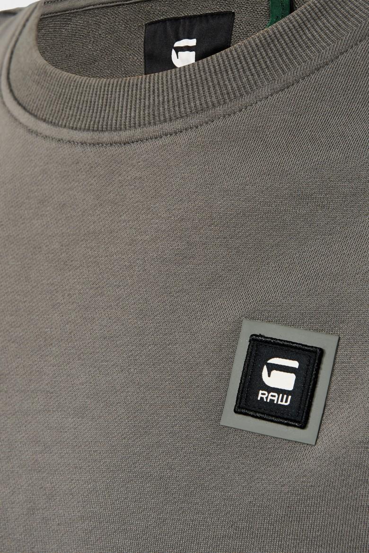 Mikina - Logo Badge Sweat šedá