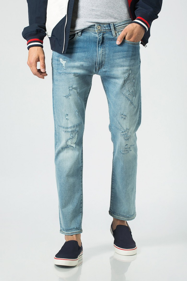RIFLE - TOMMY HILFIGER SLIM STRAIGHT SLATER LIDST