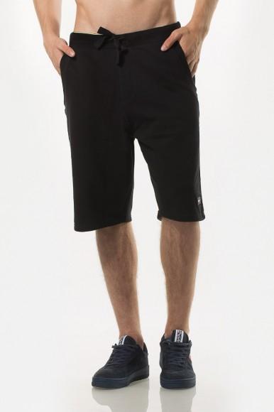 Krátke nohavice - TOMMY HILFIGER TJM CONTEMPORARY BASKETBALL SHORT čierne