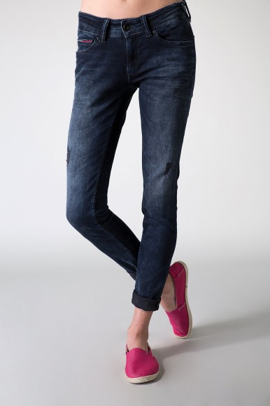 Rifle Hilfiger Denim LOW RISE SKINNY SOPHIE SBBDST