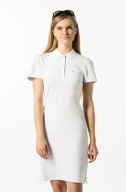 Šaty - TOMMY HILFIGER THDW BASIC POLO DRESS S S 13 ... acb200eb400