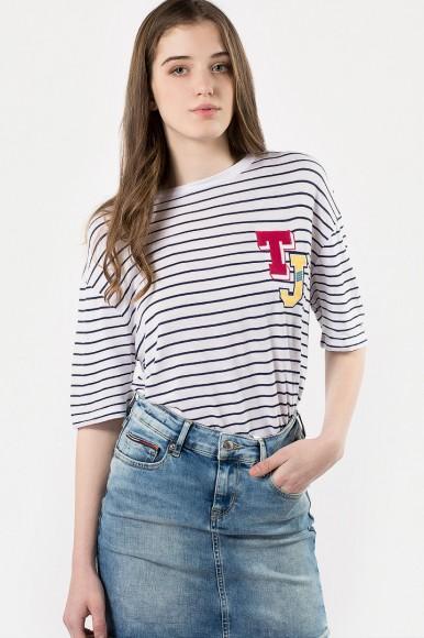 Tričko - TOMMY HILFIGER TJW CN T-SHIRT S/S 23