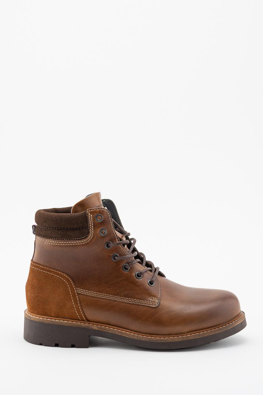 5e37162fcd Členkové topánky - TOMMY HILFIGER ACTIVE LEATHER BOOT signálne hnedé ...