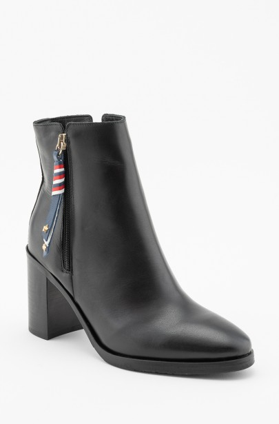 Členkové topánky