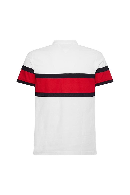 Polo tričko - 1985 SIGNAT COLORBLOCK SLIM POLO viacfarebné