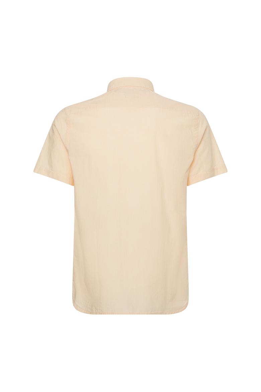 Košeľa - SLIM CREPE GINGHAM SHIRT S/S ružová