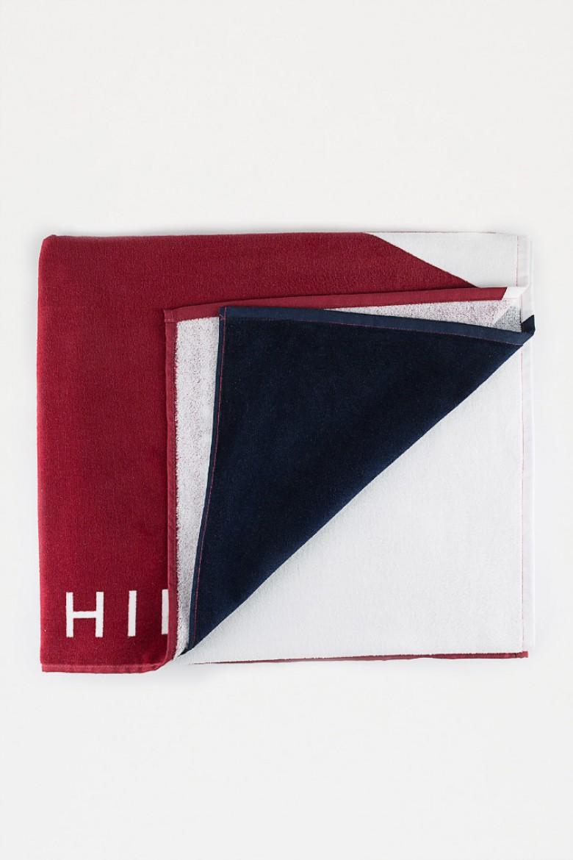 Osuška - TOMMY HILFIGER UNISEX TOWEL rôznofarebná   190016633f