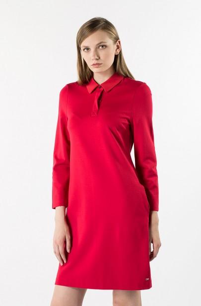 Šaty - Tommy Hilfiger WINNIE POLO DRESS 3 4 SLV ... 3477c55cbe1