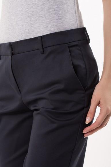 Krátke nohavice - TOMMY HILFIGER NEW PENNY BERMUDA modré