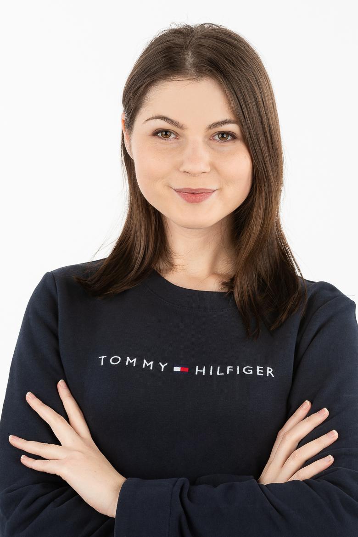 Mikina - TOMMY HILFIGER CORP HILFIGER C-NK SWEATSHIRT LS