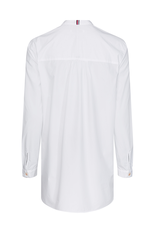 Košeľa - TH ESSENTIAL LEA  SHIRT LS W4 biela