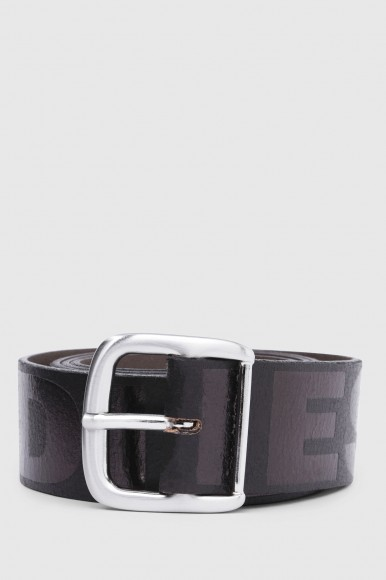 Opasok - DIESEL S.P.A.,BREGANZE BARBARANO  belt fialový