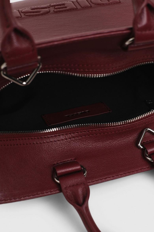Kabelka - KUB8 PIRITE handbag bordová