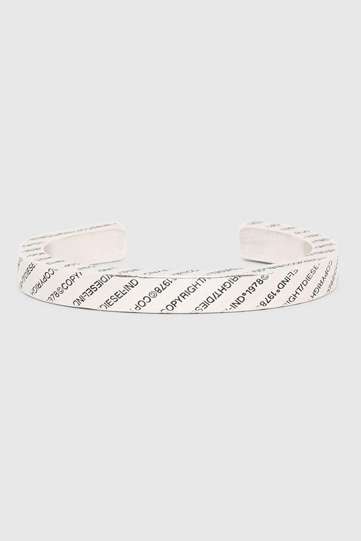 Náramok - ARMY bracelet strieborný