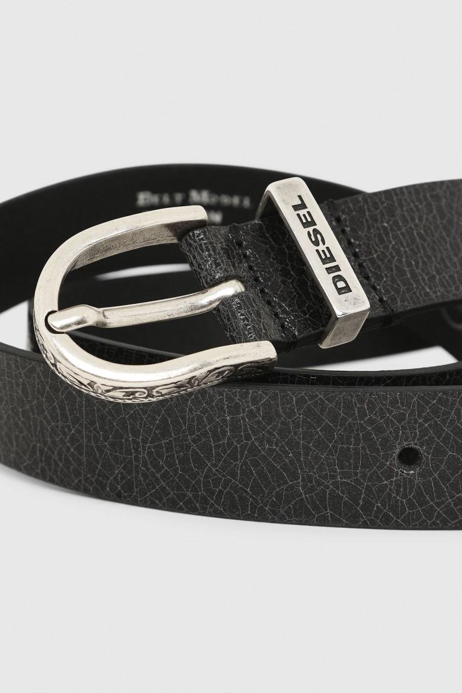 Opasok - BWORN belt čierny