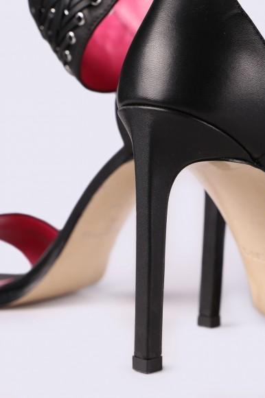 Sandále - DIESEL S.P.A.,BREGANZE FEMMED DIPPER HSW  sandals čierne