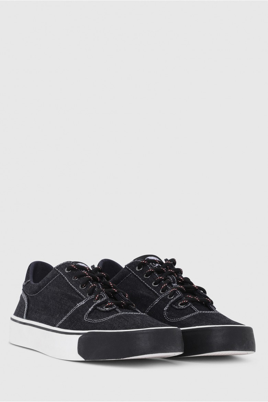 Tenisky - DIESEL S.P.A.,BREGANZE 355 FLIP SFLIP LOW  sneakers tmavomodré