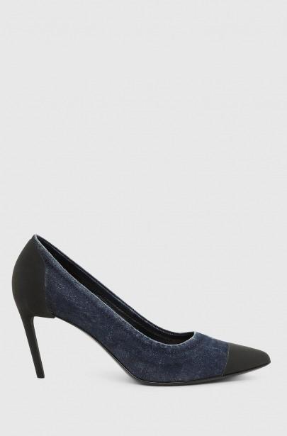 Lodičky SLANTY  DSLANTY MHT  shoes tmavomodré